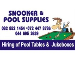 Snooker and Pool Supplies