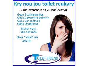 Toiletfriend George