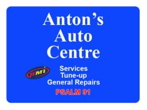 Anton's Auto Centre George
