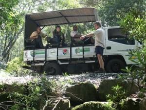 Tsitsikamma Woodcutters Journey
