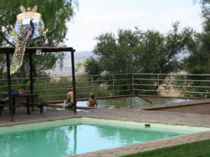 Warmwaterberg Spa – Hot Mineral Spring