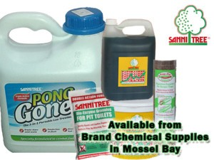 Supplier of Sannitree Products in Mossel Bay