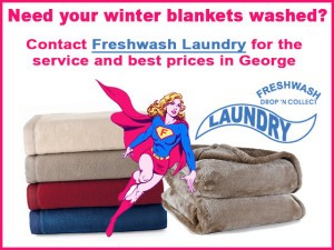 Blanket Washing Service in George