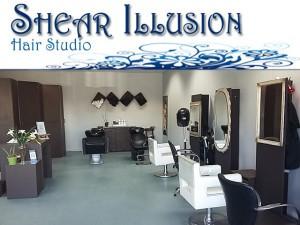 Shear Illusion Hair Salon in George