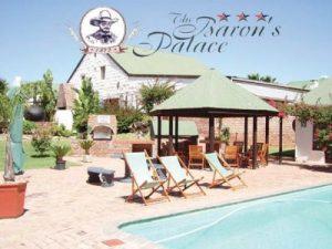 Baron's Palace Venue
