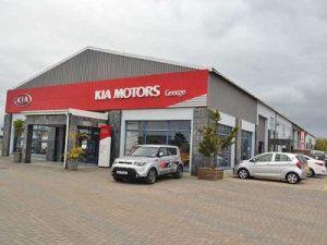 KIA Motors George