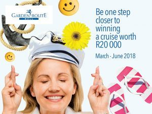 Win a Cruise with the Garden Route Mall