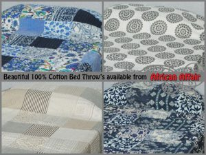 Wholesale Supplier of Bed Throw's