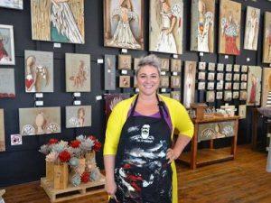 Yellow Door Gallery, Décor and Gifts Studio