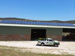 Solar Mossel Bay