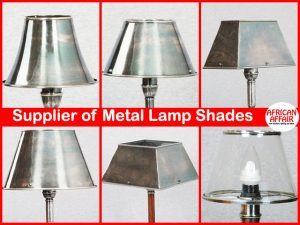 Supplier of Metal Lamp Shades