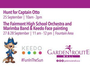 Garden Route Mall School Break