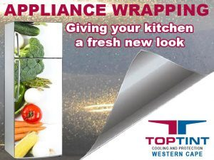 Appliance Wrapping done in George