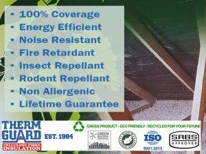 Garden Route Ceiling Insulation Solution