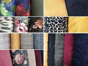 Beautiful Winter Fabrics at Fabric World in George