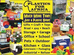 Plastics for Africa George During Level 4 Lockdown